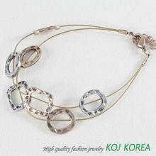 Imitation jewelry in Korea, matte necklace, Fashion accessory, korea