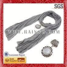 america flag silk chiffion scarf 2014 new style necklace shawl
