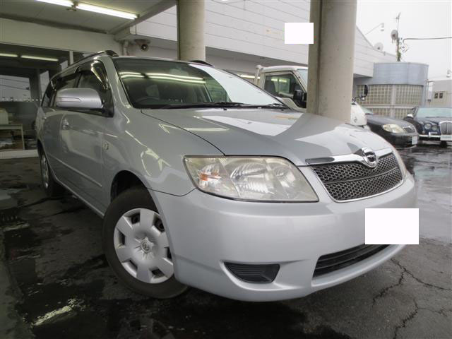 Toyota Corolla Fielder X HID Limited 2005 Used Car