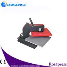 RS-G3838 used t-shirt printing machine/sublimation heat press/heat press machine with CE 60*80cm
