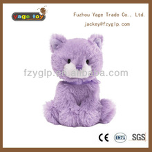 soft stuffed cat animals plush kids toy for promotional gifts