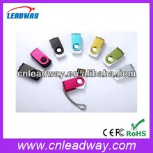 Top selling free sample swivel usb,keychain usb pen drive