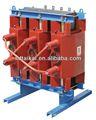 seco 35kv tipo variable en baño de aceite de alimentación del transformador de distribución