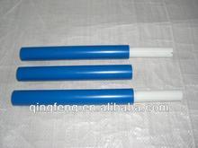 2014 Low Price Rigid PVC Pipe ,Blue Plastic Tube With White Flexible Plastic Pipe Inside