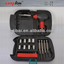 24pcs Mini Gift Tool Kit Hand Tool Set with Flashlight