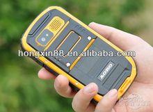 S09 IP68 Android Smart Phone mtk6589 Quad Core 1GB RAM 4GB ROM Walkie Talkie