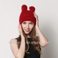 newly winter fashion ladies korean beanies hats