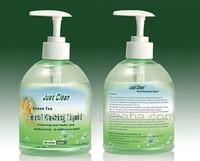 RoHS/MSDS Designed Green tea hand wash foaming liquid soap