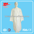 PP/PE nonwoven surgical gown , high quality, FDA/CE/ISO/NELSON