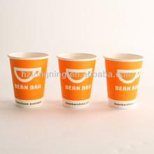 Hangzhou Longning Printed Wall 12oz Single Wall Hot Coffee Paper Cup