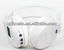 Cheapest TF Card High Fidelity Digital am FM Radio Headphone