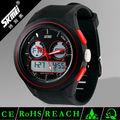 2014 Skmei mejor venta del ritmo cardíaco del monitor de pulsera analógico digital reloj deportivo