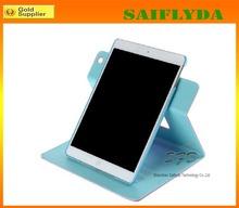 high quality pu leather 360 degree case for ipad air ipad 5