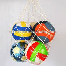 Qianlima Sports Ball Basketball Carry Net Mesh Bag Football Volleyball