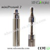 2014 new wholesale colourful new glass atomizer protank 2, 2.4ml atomizer mini protank