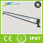 "Waterproof IP67 Factory price Super bright led light bar 288w 50'' led light bar 50"" CREE for Off road, motorcycle, A WI9027-288"