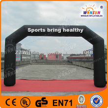 Advertistment new style custom decoration inflatable gate
