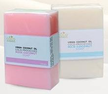 VCO Cold Processed Mild Coconut Soap