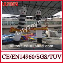 dancing inflatable advertising man,mini air dancer