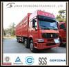 china howo cargo truck 8X4
