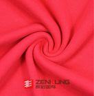 cotton polyester 2*2 Spandex Rib knit fabric for sweater