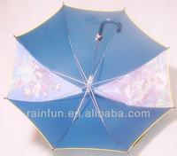 Chinese manufacturer Astro Boy safe open kids umbrella