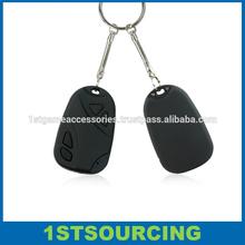 Mini 808 Car Keychain Hidden Camera DVR, HD Car key Micro Video Camcorder