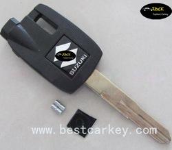 Topbest suzuki key suzuki motorcycle key blank