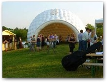 aiRdome Inflatable Tents
