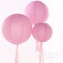 LiNg's Paper Lantern Wedding Decoration