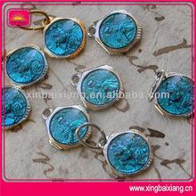 gold sliver nickel crystal Copper Epoxy Enamel brass sport medal