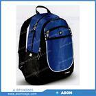 go-anywhere design travel backpack bag school backpack bag with headphone exit port