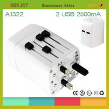 WARM SMALL GIFT A1322 plug adapter uk travel multi plug eu us uk charger adapter for australia