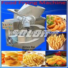 Snack food fryer nuts/chicken potato chips/peanuts/cashew nuts/almond