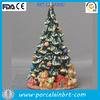 green tree shaped decoration ceramic christmas tree
