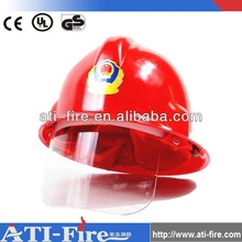 safety helmet with face shield for safety working