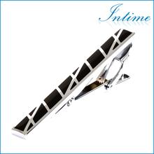 2014 metal enamel cufflink and tie clip set(035)