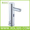 unique brass sensor faucet,temperature adjustable inductive faucet