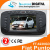 FT-6220GD With Can bus AUX car dvd player for fiat grande punto