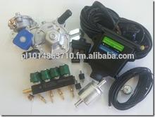 Kit de glp de gas verde aero 4 cyl. Dab: