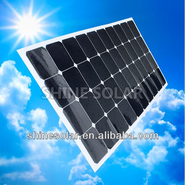 Solar 12v Flexible 12v Flexible Solar Panel 3w 5w