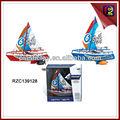 4 mini channel rc rc bateau voilier rzc139128