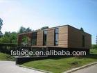 prefabricated wooden modern house