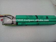 piotr wang 10s4p tube battery pack 36v 12.4Ah