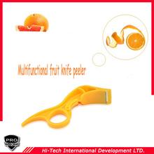Creative kitchen utensils and appliances/portable planer type fruit knife peeler