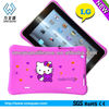 high quality for silicone ipad case with 3d image,silicon case for 8 inch tablet