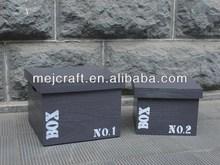 rustic decorative wooden crates wholesale