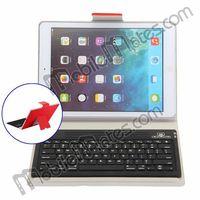 for iPad Air Keyboard Case/ Wireless Bluetooth Keyboard Leather Case for iPad Air