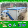 low cost/movale/mobile fast build economic steel security sentry box house used for living and office