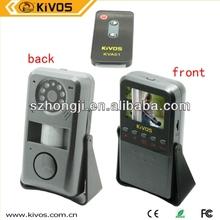 KIVOS,webcam,IE and view,motion detection,audio alarm,home wireless security cameras